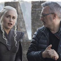 """Behind """"Game of Thrones"""" and other major TV series"""