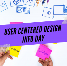 User Centered Design Information Day