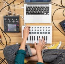 Student Projects: Electronic Music Production